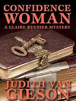 Confidence Woman Claire Reynier Mystery ebook product image