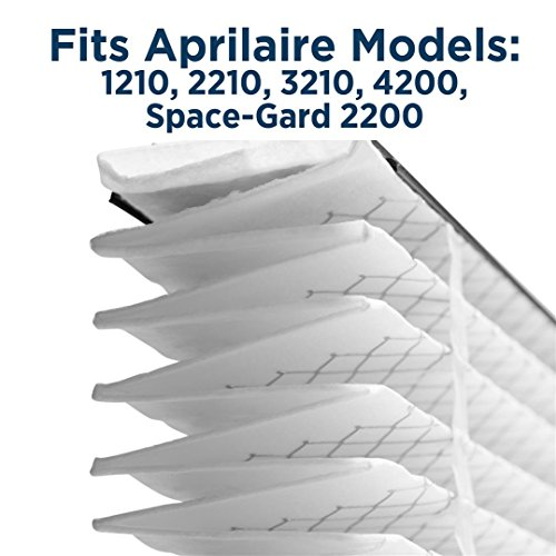 Aprilaire 213 A4 Filter for Air Purifier Models 1210, 2210, 3210, 4200, Space-Gard 2200 (Pack of 4) by Aprilaire (Image #3)
