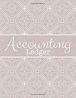amazon com accounting ledger simple cash book accounts bookkeeping