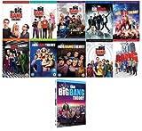 The Big Bang Theory: Complete Series Seasons 1-11 DVD