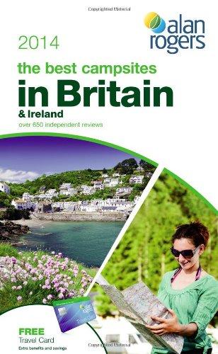 Download Alan Rogers - The best campsites in Britain & Ireland 2014 PDF