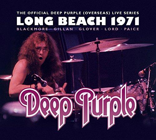 Vinilo : Deep Purple - Long Beach 1971 (United Kingdom - Import)