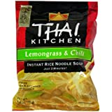 Thai Kitchen Instant Rice, Lemon Grass And Chili, 1.6-Ounce Unit (Pack of 12)