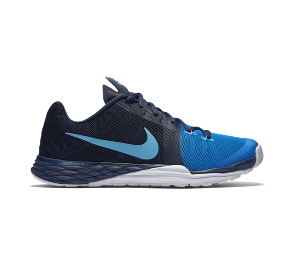 NIKE Men's Train Prime Iron DF Cross Trainer Shoes B014GN0MB8 8.5 D(M) US|Photo Blue/Gamma Blue/Midnight Navy