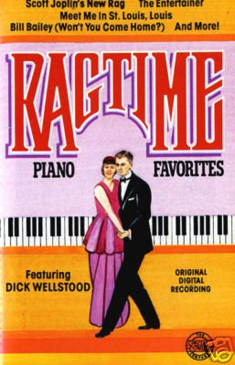 Ragtime Piano Favorites by Special Music