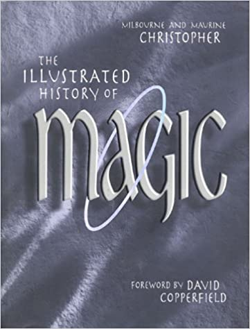 Image result for illustrated history of magic book cover""
