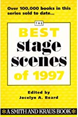 The Best Stage Scenes of 1997 Paperback