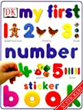 My First Number Sticker Book, Dorling Kindersley Publishing Staff, 0789454378