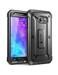 Galaxy S6 Case, SUPCASE Full-body Rugged Holster Case with Bu...