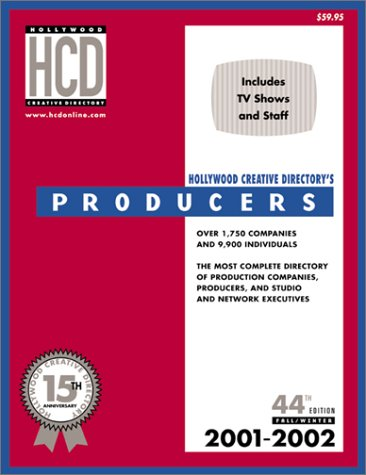 Read Online Producers: 2001-2002 (Producers, 44th ed) pdf