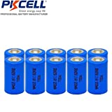 10 Pack 1/2AA ER14250 1200mAh 3.6V Lithium Batteries for Mac computers