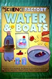 Water and Boats, Jon Richards, 0761309195