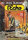 Les Sales Blagues de l'Echo, Tome 5 par Vuillemin