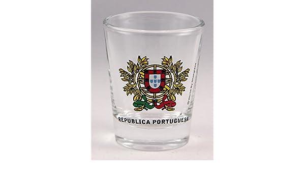 Reklame & Werbung Portugal Schnapsglas Shotglass Sammeln & Seltenes