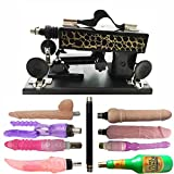 Sex machine with dildo, 9 sets of love machines, couples' sex products
