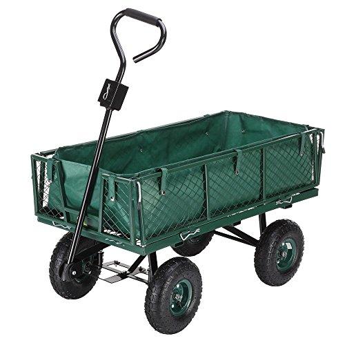 Palm Springs Outdoor Heavy Duty Garden Cart /Utility Wago...