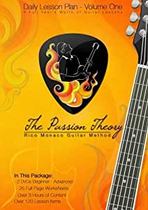 The Passion Theory: Daily Lesson Plan - Volume 1 (2-Disc Set)