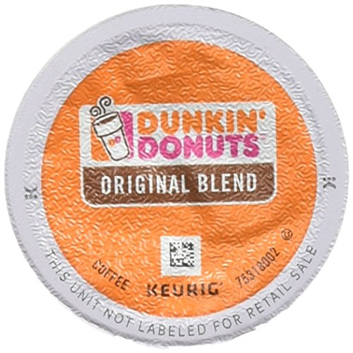 Dunkin Donuts Original Blend K Cup product image