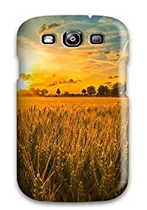 Tpu Case For Galaxy S3 With Wheat