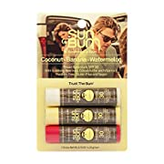 Sun Bum SPF 30 Sunscreen Lip Balm | Vegan and Cruelty Free Broad Spectrum UVA/UVB Lip Care with Aloe and Vitamin E for…