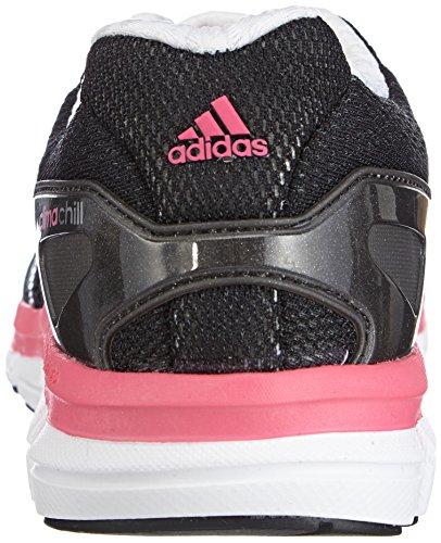adidas Climachill Ride - Zapatillas Para Mujer Negro (core black/core white/neon pink)
