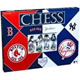 MLB Usaopoly Yankees Vs Red Sox Chess
