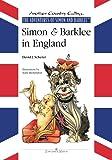 Simon and Barklee in England, David J. Scherer, 0970466110