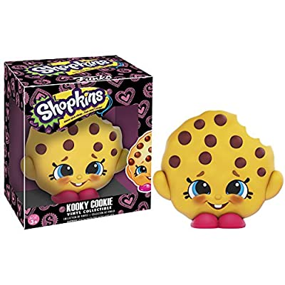 Funko Vinyl Figure Shopkins Kooky Cookie Toy: Artist Not Provided: Toys & Games