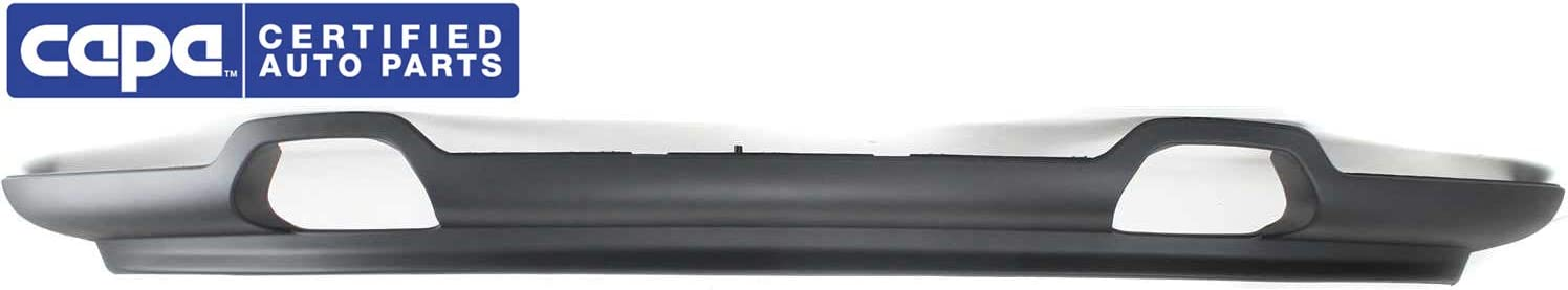 CAPA Garage-Pro Front Valance for FORD F-150 2007-2008 Spoiler Textured 2WD