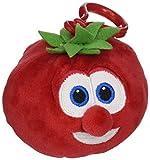 veggie tales in the house - Enesco Veggie Tales Bob Tomato Backpack Clip Plush