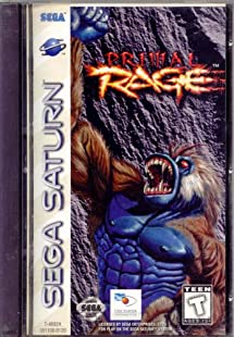 Primal Rage - Sega Saturn