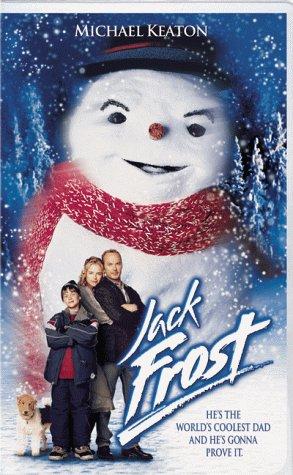 Jack Frost [VHS] (Snowman Jewels Christmas)