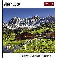 Alpen 2020 16x17,5cm