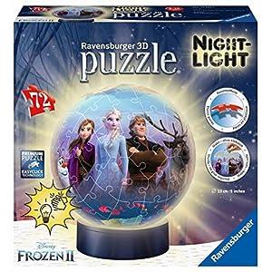Ravensburger Frozen 2 Lampada Notturna 3d