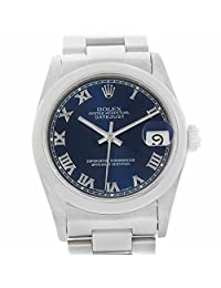 Rolex Datejust automatic-self-wind womens Watch 68240 (Certified Pre-owned)