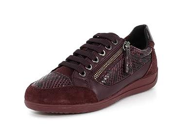 Dd ASneakers Femme Basses Geox Myria 76ybgIYfv