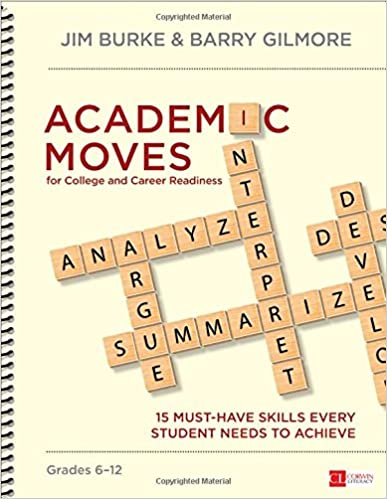 Amazon com: Academic Moves for College and Career Readiness