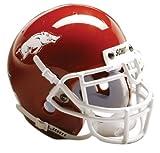 Schutt NCAA Arkansas Collectible Mini Football Helmet