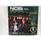 NCIS: Los Angeles 750 Piece Mystery Jigsaw Puzzle: Deep End