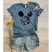 Star Wars Mickey // Disney Love T Shirt/Cool T Shirt/Disney Trip T Shirt/Unisex Fit From Bella Canvas/Crew-Neck Shirt/Free Shipping/