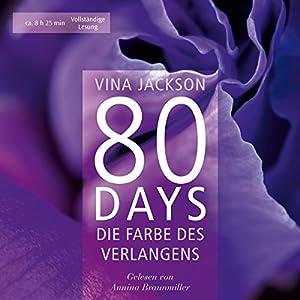 80 Days: Die Farbe des Verlangens (80 Days 4) Hörbuch