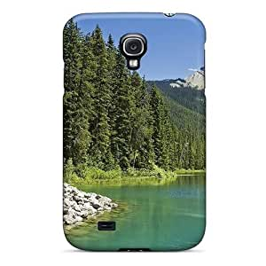 New LpgrpDa6352fuJTf Paradise Lake Tpu Cover Case For Galaxy S4 by icecream design