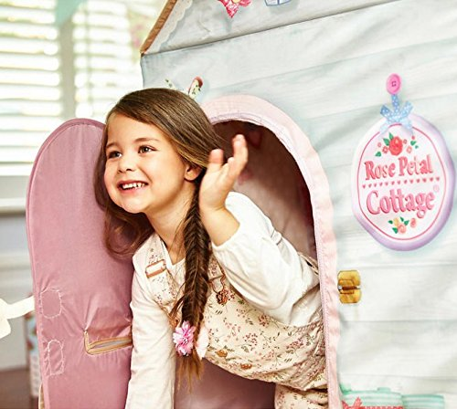 dream town rose petal cottage assembly instructions
