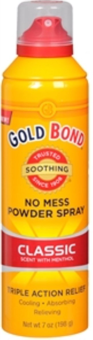 Gold Bond Classic Pwdr Sp Size 7z
