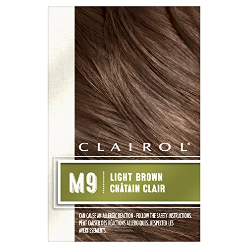 Clairol Natural Instincts Semi-Permanent Hair Color Kit For Men, 3 Pack, M9 Light Brown Color, Ammonia Free, Long Lasting for 28 Shampoos by Clairol (Image #7)