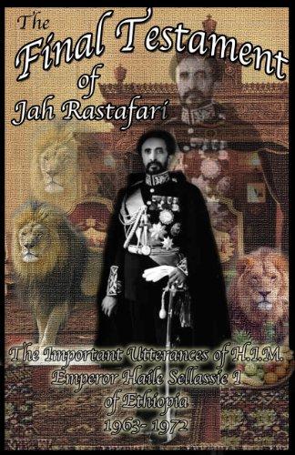 Search : Final Testament of Jah Rastafari