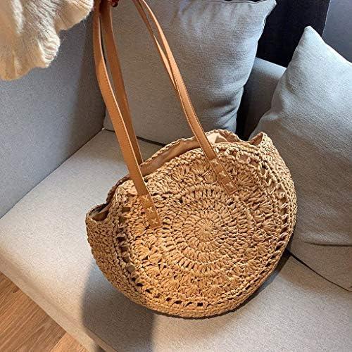Ladies Retro vintage OilCloth Polka Dot Shoulder Cross Body Bucket Basket bag