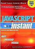 Javascript, Michael S. Toot and Kelly Murdock, 0764536591