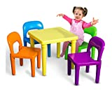Best unknown Transport Chairs - Kids Table and Chairs Play Set Toddler Child Review