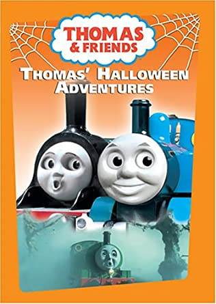 Thomas And Friends Thomas Halloween Adventures Dvd 2020 Amazon.com: Thomas & Friends: Thomas' Halloween Adventures